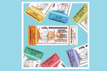 Los Prisioneros – Estadio Nacional