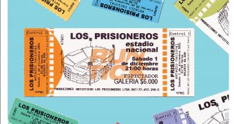 Estadio Nacional de Los Prisioneros, disponible en streaming