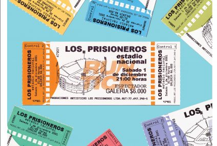 Estadio Nacional de Los Prisioneros, disponible en streaming