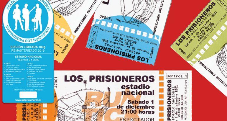 Los Prisioneros: detalles de 3 nuevos lanzamientos